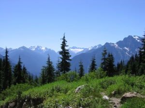 North Cascades Mountains